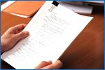 定款を作成および定款の認証のイメージ